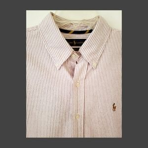 Men's Long-Sleeve Ralph Lauren Polo Button-Down
